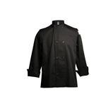 Black Traditional Chef\\'\\'s Jacket, X-Large