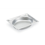 Super Shape Half Oval Steam Table Pan