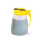 Dripcut White Poly. Dispenser 48 oz.