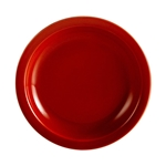 Red Plate, 7-1/4\