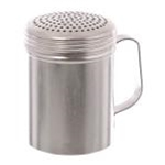 Winco ADRG-10  Dredge Alum W/Handle 10 Oz