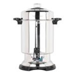 Hamilton Beach D50065 Coffee Maker/Urn 60 cup  Pedestal Style Stainless Steel