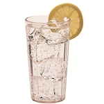 Clear Newport Tumbler, 16 oz.