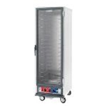 Metro C519-CFC-U Heater/Proofer Cabinet, Universal Tray Slides, Uninsulated w/Clear Polycarbonate Door