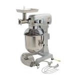 HEBVEST SM30HD (30 qt) Commercial Mixer 2 HP Includes #12 Meat Grinder Head