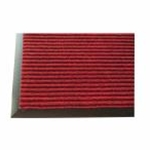 Winco FMC-35U Carpet Floor Mat Burgundy 3\\'\\' x 5\\'\\'