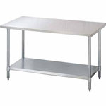 Stainless Steel Work Table, 30\