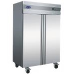 Entree CR2-TS1 (2) Door Reach-In Refrigerator (49 Cu. Ft.) -Top Mount - S/S Exterior & Interior