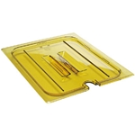 Amber Notched Cover, 1/6 Size