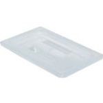 Cambro 40PPCH190 Translucent Cover Solid 1/4 Size