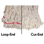 Mop Head, End Cut 24 oz.