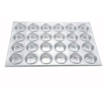 Winco AMF-24 Muffin Pan 24 Cup