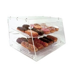 Display Case,Acrylic 2 Trays