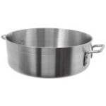 Update ABR-18HD Brazier Pan 18 qt Aluminum Hd