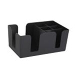 Winco BC-6 Bar Caddy Organizer