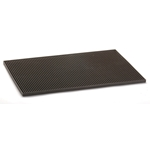 Bar Mat 12 X 18 Black