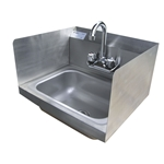 Hand Sink With Side Splash