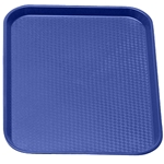 Cambro 1216FF186 Fast Food Tray Royal Blue