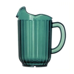 Green Pitcher, 60 oz. 3 Spout