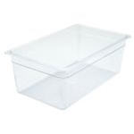 Winco SP7108 Food Pan Clear Full X 8\
