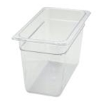 Winco SP7308 Food Pan Clear 1/3 X 8\