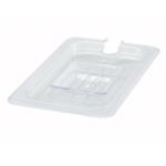 Winco SP7400C Plastic Cover Clear 1/4 Size Notch