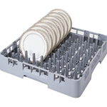Peg Rack for Plates & Trays