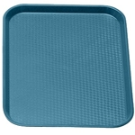 Cambro 1216FF414 Teal Fast Food Tray  12\