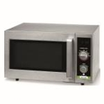 Winco EMW-1000SD Microwave Oven 1000 watts Dial Timer
