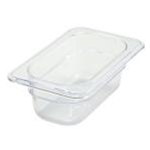 Winco SP7902 Food Pan Clear 1/9 X 2\