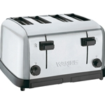 Toaster 4 Slot 120V Light Wgt