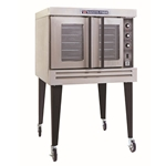 Baker\\'\\'s Pride Single Convection Oven, Standard Depth, Natural Gas