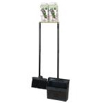 Carlisle 4630300 Spilleater Wall Mount Spill Station