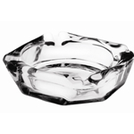 Glass Ashtray, 3 5/8\