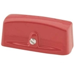 Knob,Gas Valve Red Metal