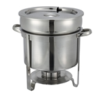 Chafer,Soup 11 Qt S/S