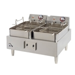 Star 530TF 30 lb. Countertop Fryer Dual 15 lb Pots 208v
