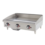 Star 636TF Thermostatic Griddle Natural Gas