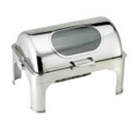 Browne 575166 Chafer 9 Qt. S/S with Nautilus Window Harmony