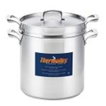Browne 5724080 Thermalby 20 Qt. Double Boiler