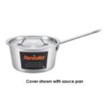 Browne 5815907 Thermalloy 7 Qt. Aluminum Standard Weight Tapered Sauce Pan Cover