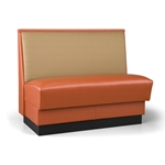 Robertson Furniture Company P500 Americana Series Upholstered Booth Plain Back