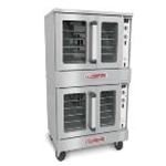 Southbend SLGS/22SC - SilverStar Convection Gas Oven (Double-Deck)