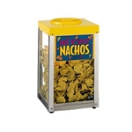 Star 15NCPW Nacho Chip Warmer/Merchandiser 10 lb. Capacity