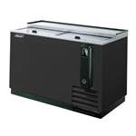 Turbo Air TBC-50SB Bottle Cooler Black 50\