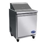 Entree S29 - Sandwich / Salad Preparation Refrigerator (29\
