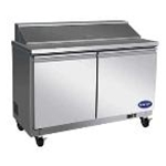Entree S61 - Sandwich / Salad Preparation Refrigerator (61\