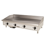 Toastmaster TMGM48  Griddle Counter Top Natural Gas 48\