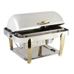Bon Chef 10040 Manhattan Chafer - 27 1/2\