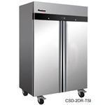 Centaur CSD-2DR-TSI - (2) Door Reach-In Refrigerator (49 Cu. Ft.) -Top Mount - S/S Exterior & Interior